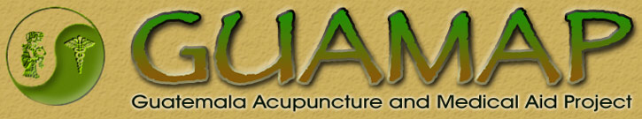 GUAMAP - Guatemala Acupuncture and Medical Aid Project